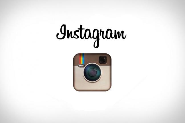 2000+ подписчиков в Instagram 1 - kwork.ru
