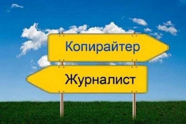 Напишу тексты высокого качества до 7000 символов 1 - kwork.ru