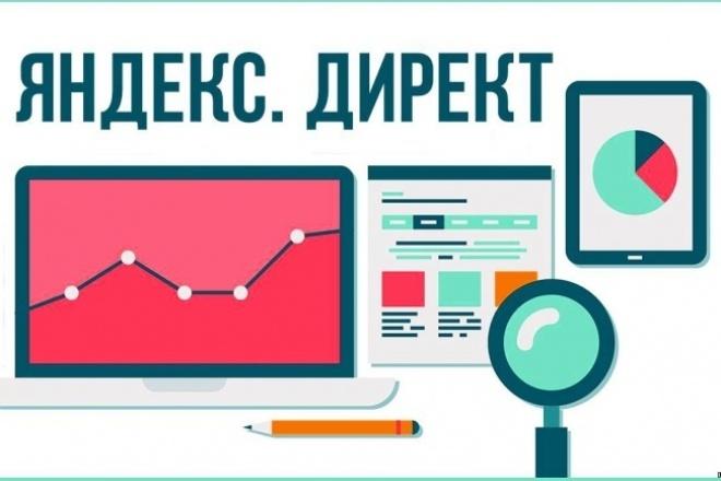 Парсинг Директ(яндекс) (сбор любой информации) 1 - kwork.ru