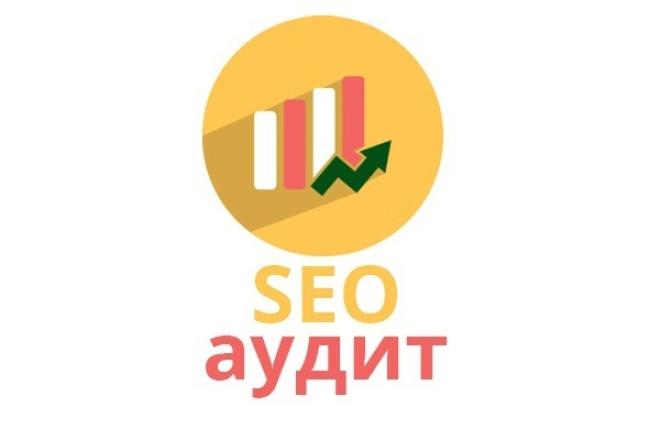 SEO аудит сайта, нахождение ошибок мешающих продвижению 1 - kwork.ru