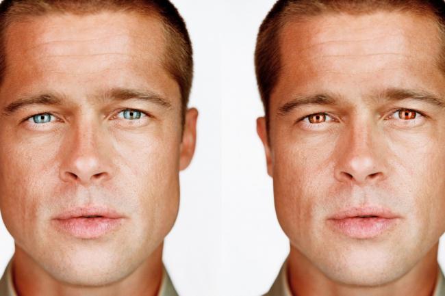 Поменяю цвет глазОбработка изображений<br>Изменю цвет глаз на вашем фото на любой по вашему желанию. При заказе вы получите 1 фото с измененным цветом глаз + подредактирую, сделаю более выразительными. Если на фото больше 1 лица, которым нужно изменить цвет глаз, подключаете опцию. Дополнительно можете заказать редактирование еще 5 фото, так вам выйдет дешевле;)<br>