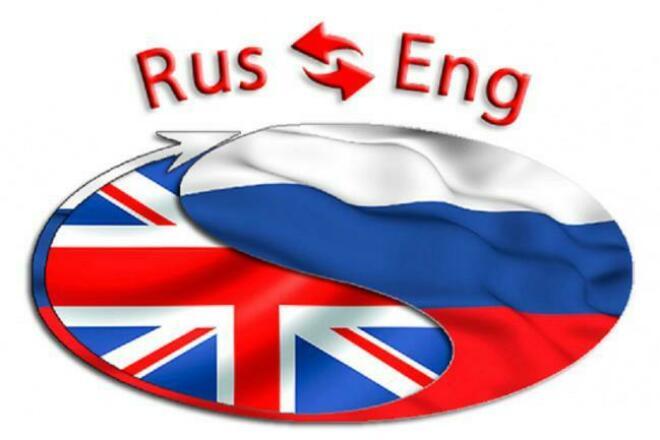 Профессиональный перевод с английскогоПереводы<br>Переведу с английского текст любой сложности и любой тематики. Изложение на русском языке на уровне филолога.<br>