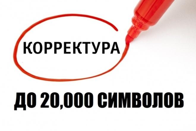 Вычитка и корректура текста 1 - kwork.ru