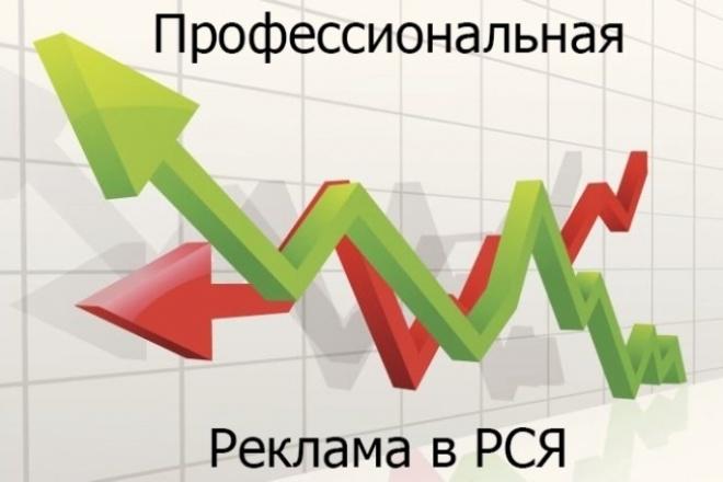 Настрою рекламную компанию в РСЯКонтекстная реклама<br>Профессионально настрою рекламную компанию в РСЯ. Что входит в Кворк: 1) Понимание специфики бизнеса, анализ вашего сайта. 2) Анализ конкурентов (Конкурентная разведка). 3) Сбор семантики. 4) Структурирование кампании. 5) Написание продающих объявлений (одно объявление на один ключ). 6) UTM метки. 7) Быстрые ссылки, уточнения, визитка 8) Тонкая настройка кампании. Не берусь за серые и запрещенные рекламной политикой Яндекса ниши.<br>