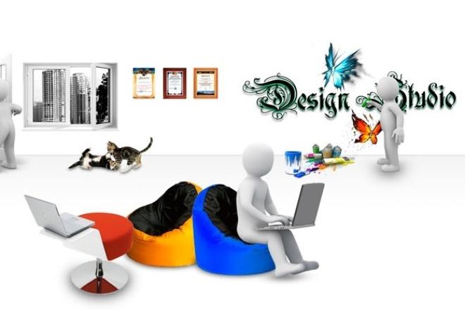 Создам сайт-блог 1 - kwork.ru
