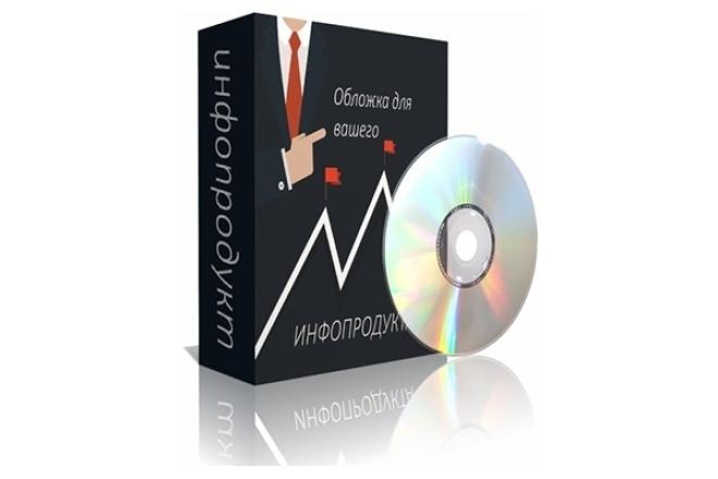 Сделаю 3D обложку для инфопродуктаФлеш и 3D-графика<br>Сделаю 3D обложку для вашего инфопродукта CD, DVD диска, обложку для книги, Быстро и качественно! Если нет идеи, могу предложить свою. Сделаю несколько разных вариантов обложки.<br>