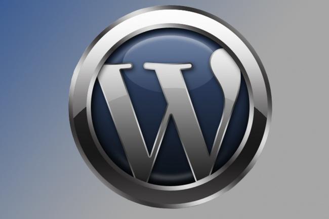 Установлю и настрою WordpressАдминистрирование и настройка<br>- Подбор хостинга и домена; - Установка Wordpress; - Установка темы и плагинов; - Настройка Wordpress под необходимую структуру; - Настройка параметров темы и плагинов; Опыт работы с Wordpress 9 лет. На выходе получается полноценный рабочий сайт, с минимальным необходимым для работы набором плагинов (SEO, ЧПУ ссылки, карта сайта, постраничная навигация, форма обратной связи) На выходе заказчик получает: - текстовый файл с логинами и паролями для доступа к почте, хостингу (биллинг, админ.панель), админ. части сайта. - архив с полным бекапом настроенного Wordpress (база + файлы)<br>
