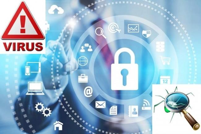 Проверка файлов сайта на вирусы 1 - kwork.ru