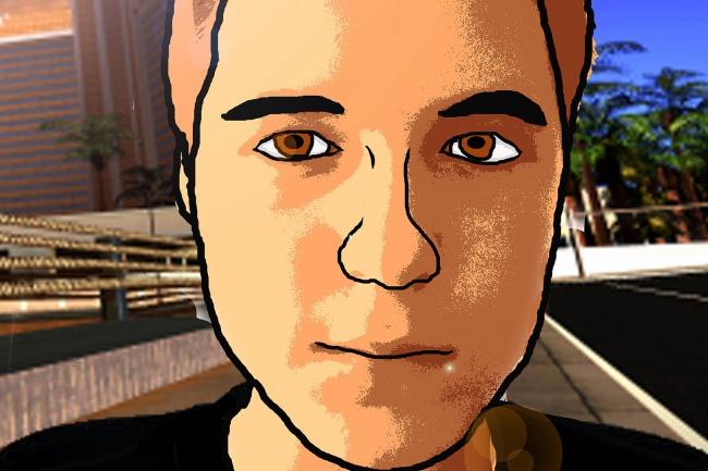 Обработаю фото в стиле GTAОбработка изображений<br>Я обработаю фото в стиле всеми любимой игры GTA. Многие играли в неё, и когда заходили, то первым делом видели картинки загрузок. А почему бы не стать одним из героем этой игры? Я Вам помогу это сделать. Гарантировано отличный результат!!!<br>