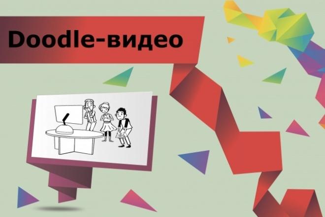 Рисованное видео для бизнеса (очень выгодно) 1 - kwork.ru