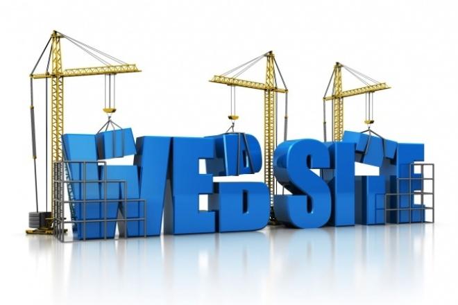 Размещу ваш сайт в интернете (аренда хостинга, покупка доменных имен) 1 - kwork.ru