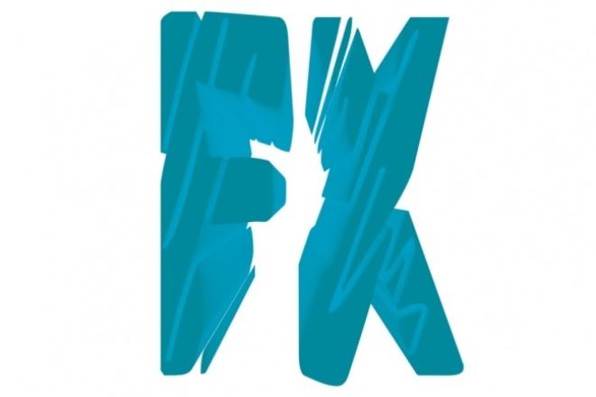 Создам 3D логотип любой сложности с нуля 1 - kwork.ru