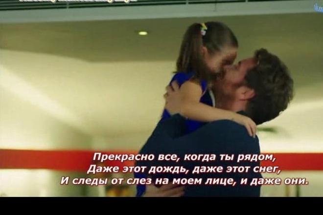 Сделаю субтитры к видео, вшитые или внешние (по желанию) 1 - kwork.ru