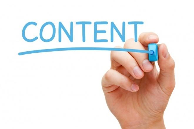 создам подробный контент-план для вашей соц.сети на месяц 1 - kwork.ru