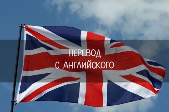 Переведу текст с Английского на РусскийПереводы<br>Переведу тексты с английского языка на русский язык. Все будет сделано быстро, качественно и грамотно.<br>