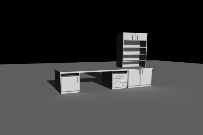 Создам 3D модель на Autodesk maya 1 - kwork.ru