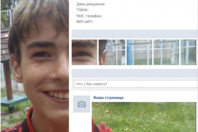 Оформлю личную страничку ВКонтакте (не группу, а страничку). Примеры внутри 1 - kwork.ru