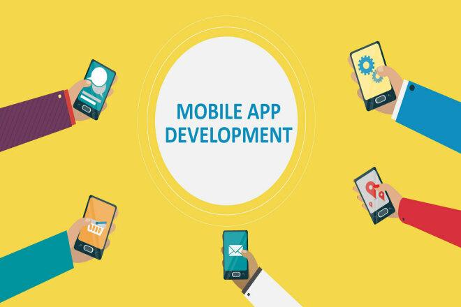 Доработка приложения под Android 1 - kwork.ru