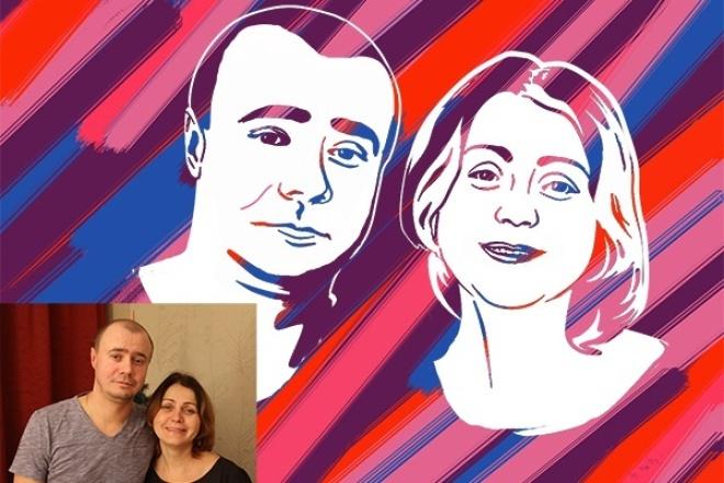 Обработка фото в различных стилях 1 - kwork.ru