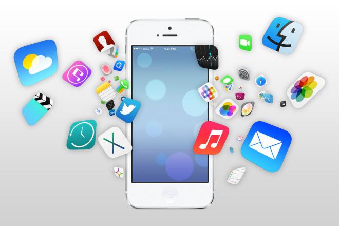 Разработка iOS приложения 1 - kwork.ru