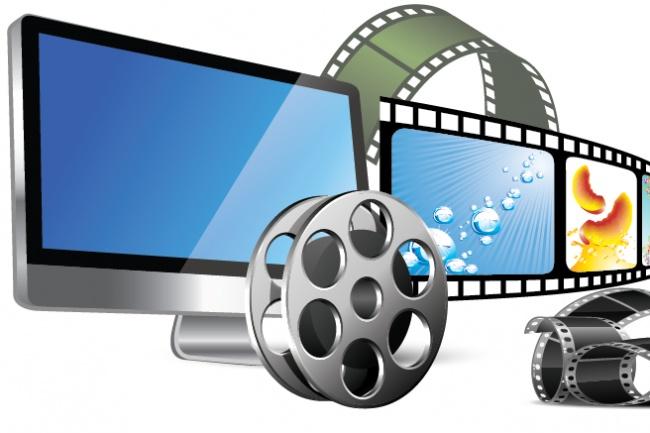 Создание мини фильмов 1 - kwork.ru