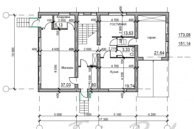 создам проект вашего загородного дома 1 - kwork.ru
