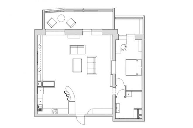 Экспресс - планировкаМебель и дизайн интерьера<br>Проблемы с расстановкой мебели? Устали крутить с места на место тяжелые шкафы, а понимание как лучше не приходит?)))) По предоставленному Вами плану со всеми нужными размерами выполню расстановку мебели и оборудования.<br>