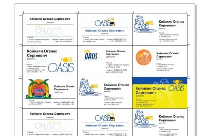 Дизайн визиткиВизитки<br>Дизайн вашей визитки по предоставленным материалам. 2-3 варианта дизайна. Предлагаю тип и цвет бумаги для печати.<br>