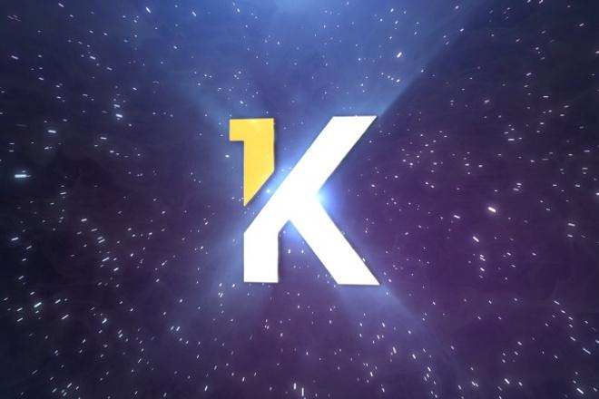 Создам энергетическое интроИнтро и анимация логотипа<br>Сделаю крутое энергетическое интро как в ролике, с вашим логотипом, названием канала (youtube), сайта или компании<br>