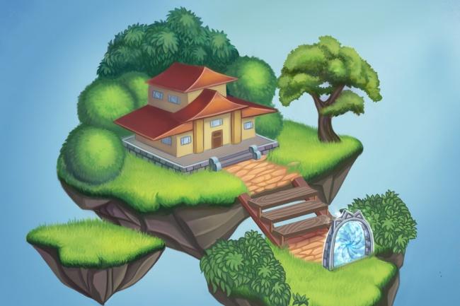 Нарисую иллюстрациюИллюстрации и рисунки<br>Нарисую красивую иллюстрацию по вашему описанию (растр). Иллюстрации любой сложности - от простого скетча до высокодетализированной работы.<br>