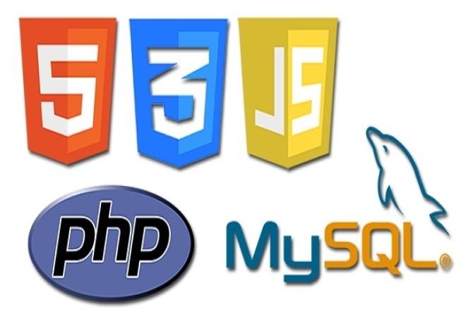 Доработка сайтаДоработка сайтов<br>Помогу доработать существующий сайт, исправлю ошибки, добавлю функционал. HTML+CSS+PHP+MySQL. Проведу анализ и оптимизацию PHP-кода.<br>
