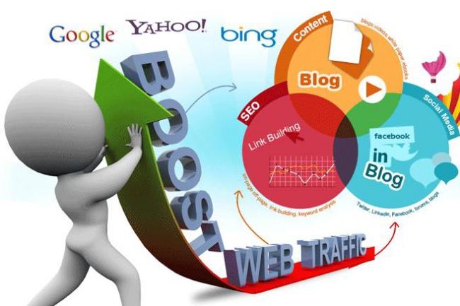 40 000 + веб-трафика на ваш сайт, блог или партнерскую ссылкуТрафик<br>Я буду привлекать 40000+ человеческого трафика на ваш сайт или блог. Исключительно на kwork.ru - 80% посетителей из США гарантированно: ? Нет Bot, нет Hitleap ? Нет Китай, ? 100% Adsense Safe ? Отличный рейтинг кликов (CTR) ? со всего мира ? Google Analytics отслеживаются источники для трафика: ? Google ? Facebook ? Twitter ? Youtube ? Pinterest ? Linkedin ? Tumblr ? Yahoo ? Пользовательские ссылки Полный отчет: Bit.ly Tracking<br>