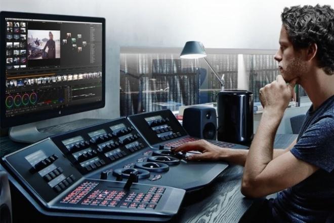 Монтаж и обработка видеороликаМонтаж и обработка видео<br>Сделаю видеоролик -Поработаю с цветокоррекцией -Наложение фоновой музыки - Наложение текста( субтитров ) Итоговый результат: Видео не более 5-10 мин<br>