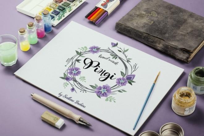 разработаю стильный логотип 2 - kwork.ru