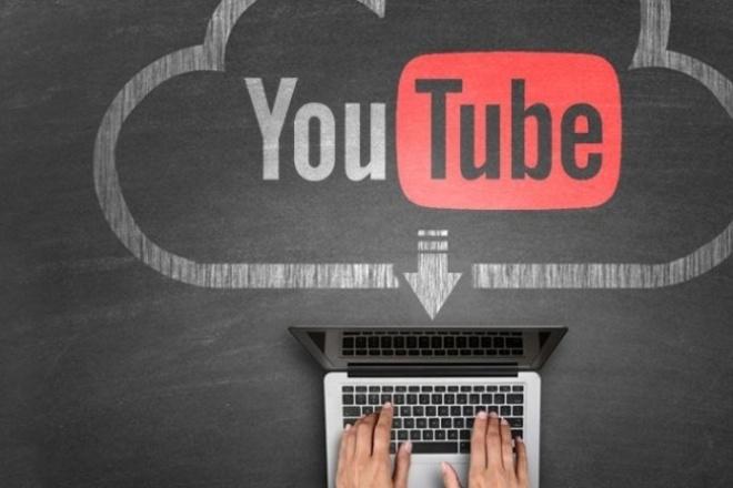 Видеоролик для Youtube и любых других нужд 1 - kwork.ru