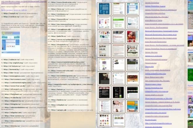 Доработаю сайтДоработка сайтов<br>Выполню доработку Вашего сайта на bitrix, drupal, wordpress, joomla, prestashop, opencart, modx, shop script, symphony или какой-то еще системе.<br>