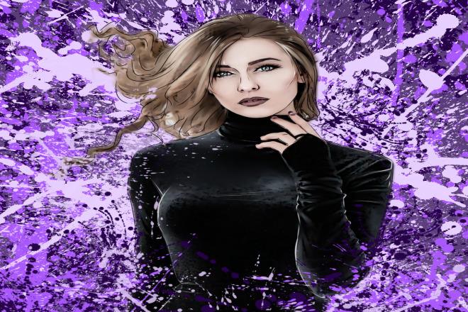 Подарок портрет дримарт 1 - kwork.ru