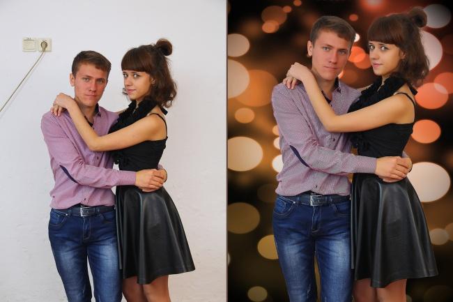 Обработка фото для интернет-магазина: отбеливание фона и обрезка 1 - kwork.ru