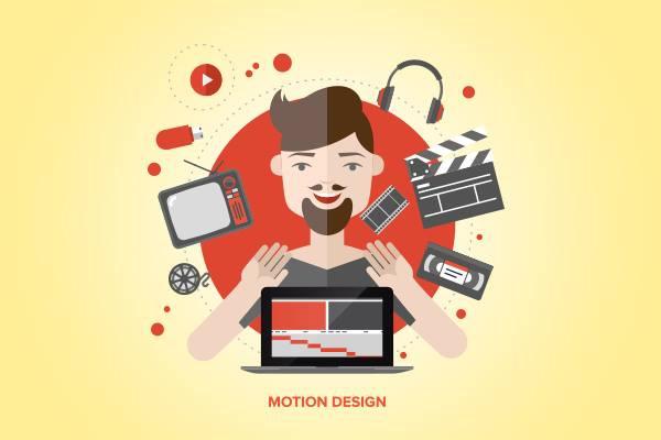 Обучение моушн дизайн