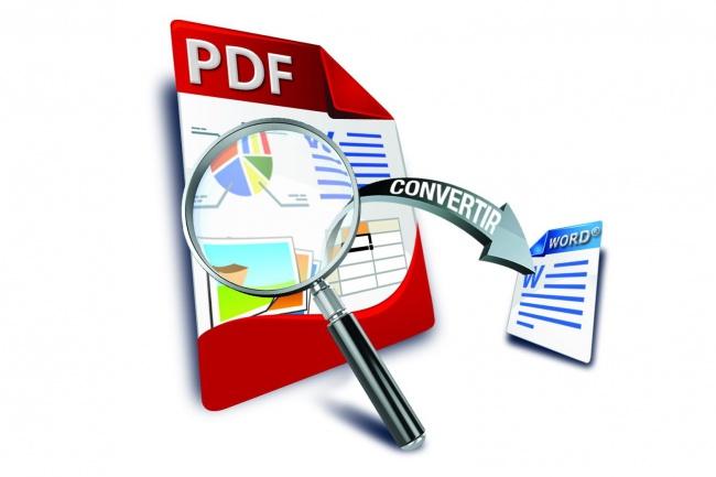 Распознаю и извлеку текстНабор текста<br>Распознаю и извлеку текст из любого PDF, DjVu-документа, материала, книги, а также из JPG (GIF, PNG) и переконвертирую в документ WORD (формат doc, docx). Отформатирую, исправлю ошибки, оформлю по желанию заказчика. При необходимости почищу и вставлю иллюстрации из исходного документа.Языки: русский<br>