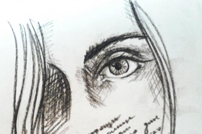 Напишу портретИллюстрации и рисунки<br>Нарисую ваш портрет. Работаю акрилом, акварелью, акварельными карандашами (если очень хочется могу и простым карандашом или углем).<br>