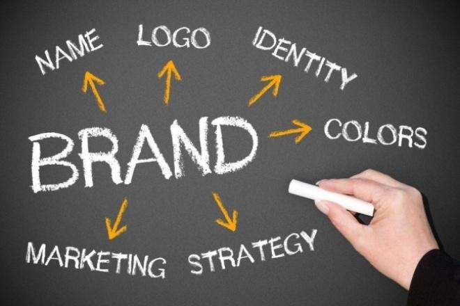 Разработка брендаНейминг и брендинг<br>За 1 кворк вы получает 3 уникальных наименования для вашей компании (бизнеса, продукта, сайта, магазина, паблика, канала и т. п. ).<br>