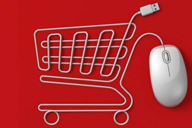 Создам интернет-магазин под ключ с Сео оптимизацией под поисковики 1 - kwork.ru