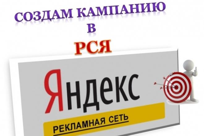 Эффективный Яндекс.Директ - РСЯ Настройка - 500 рублей 1 - kwork.ru