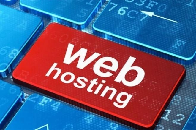 Установка сайта на хостинг 1 - kwork.ru