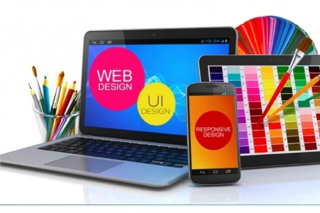 Сделаю дизайн Landing page от 1 блокаВеб-дизайн<br>Здравствуйте, дорогие заказчики! Меня зовут Борис. Могу сделать работу в Adobe Photoshop, WordPress и Платформа LP. Разработаю для Вас дизайн Landing Page на любую тему. Так же возможен адаптивный дизайн под любое устройство. Окончательная работа отдается Вам в psd файле, полностью готовый под верстку. Ниже вы можете посмотреть примеры моих работ, сделанных для себя.<br>