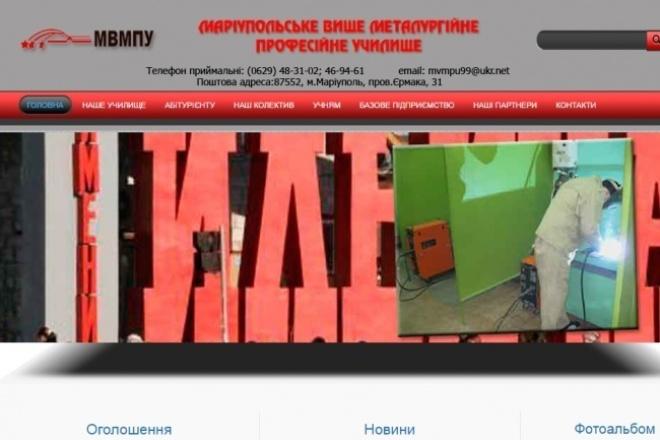 интегрирую Вашу вёрстку на CMS modx 1 - kwork.ru