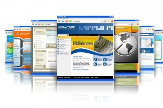 Создам сайт на бесплатном хостинге (2 страницы) + текст - 1000 знаков, + фото 1 - kwork.ru