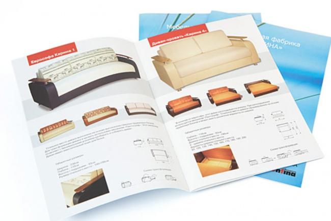 Сделаю листовки и брошюры любого типа 1 - kwork.ru