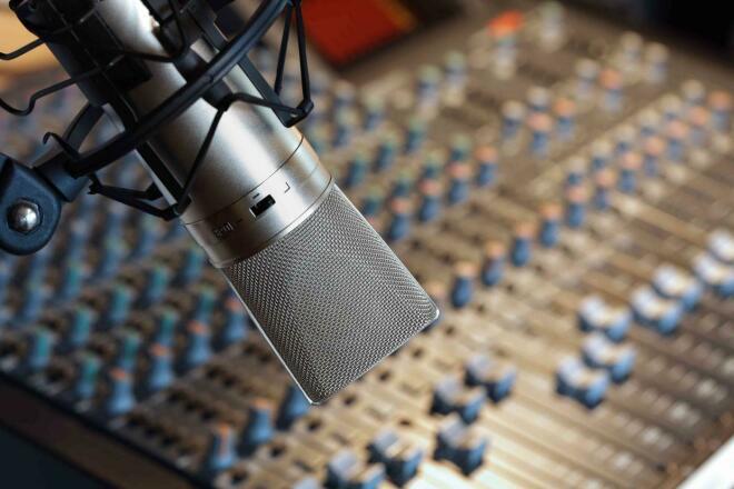 Любой вид аудио звуков 1 - kwork.ru
